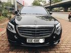 Maybach S600 nhập Đức, màu đen, model 2016, đăng ký 2017, biển Hà Nội, lăn bánh 9000km
