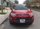 Bán Ford EcoSport Titanium sản xuất năm 2015, màu đỏ, giá tốt