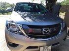 Cần bán Mazda BT 50 đời 2018, màu bạc xe gia đình