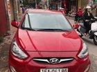 Bán ô tô Hyundai Accent AT sản xuất năm 2011, màu đỏ, nhập khẩu, chính chủ công chức đi