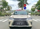 Cần bán Lexus LX LX sản xuất 2016, màu vàng, xe nhập số tự động