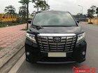 Bán Toyota Alphard Excutive Lounge màu đen, model 2016, call ngay 0989866544