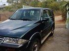 Cần bán lại xe Ssangyong Musso sản xuất năm 1999, xe nhập ít sử dụng giá cạnh tranh