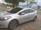 Bán Kia K3 sản xuất năm 2014, màu bạc, một chủ, xe đang chạy Grab