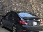 Cần bán gấp Hyundai Accent đời 2015, màu đen, xe gia đình