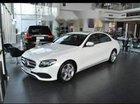 Cần bán Mercedes E250 màu trắng, đăng ký tháng 1/2018
