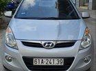 Bán ô tô Hyundai i20 năm sản xuất 2011, màu bạc, nhập khẩu, giá tốt