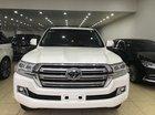 Bán Toyota Land Cruise 5.7 nhập Mỹ, sản xuất và đăng ký 2016, tên công ty, có hóa đơn VAT, xe cực mới