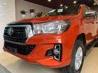Bán Toyota Hilux 2.4E 4x2 AT sản xuất năm 2019, màu đỏ, nhập khẩu nguyên chiếc