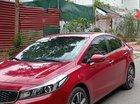 Bán Kia Cerato 2018, đk 2019 tự động, màu đỏ, xe mới mua
