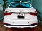 Bán xe Hyundai Grand i10 1.2 MT đời 2017, màu trắng như mới, giá 389tr
