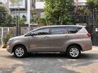 Cần bán gấp Toyota Innova 2.0G đời 2017, màu xám số tự động, giá 785tr