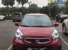 Bán Kia Morning Si MT đời 2017, màu đỏ, xe nhà đi