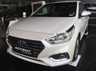 Bán Hyundai Accent 1.4 AT sản xuất năm 2019, màu trắng, giá chỉ 545 triệu