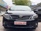 Bán Toyota Corolla altis 1.8 AT sản xuất năm 2014, màu đen, giá cạnh tranh