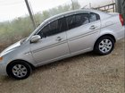 Bán Hyundai Accent năm 2009, màu bạc, nhập khẩu