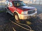 Bán Ford Everest đời 2005, màu đỏ, xe còn mới