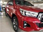 Bán Toyota Hilux sản xuất năm 2019, màu đỏ, nhập khẩu, giá 695tr
