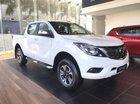 Bán Mazda BT 50 2018, màu trắng, nhập khẩu nguyên chiếc Thái