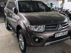 Cần bán lại xe Mitsubishi Pajero Sport 2017, màu nâu, nhập khẩu, xe gia đình sử dụng