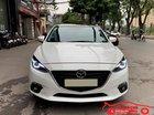 Chính chủ cần bán Mazda 3 1.5AT Sedan SkyActive năm 2015, màu trắng, giá tốt