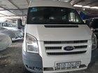 Bán Ford Transit tải Van 6 chỗ 850kg máy dầu, đời 2009, chạy được giờ cấm trong TP