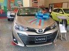 Toyota Vios 1.5G CVT - giá cực hot, hỗ trợ full phụ kiện chính hãng/ liên hệ ngay: 0906.396.095