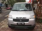 Cần bán Suzuki Super Carry Pro đời 2017, màu bạc, nhập khẩu