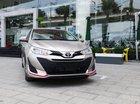 Vios 1.5E trả trước từ 120tr, KM phụ kiện chính hãng, hỗ trợ trả góp lãi suất thấp tại Toyota Gò Vấp