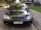 Bán Mercedes S350 đời 2005, màu đen, nhập khẩu nguyên chiếc, xe zin như mới