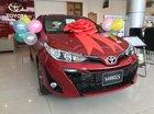 Toyota Yaris 1.5G đời 2019, màu đỏ, nhập khẩu giá cạnh tranh tại Toyota Đông Sài Gòn- CN Gò Vấp