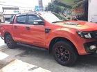 Bán Ford Ranger Wildtrak 2014, màu đỏ, xe nhập số tự động
