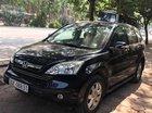 Chính chủ bán Honda CR V 2009, màu đen, biển ngoại giao VIP, giá bán 510 triệu