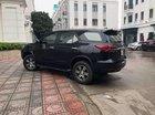 Bán xe Toyota Fortuner màu đen, máy xăng, số tự động, xe nhập, sản xuất 2017, đăng ký lần đầu tháng 8/2017