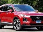Bán xe Hyundai Santa Fe 2.4 MPI đời 2019, xe mới 100%