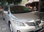 Cần bán gấp Toyota Corolla Altis 1.8 AT 2013, màu bạc, xe còn sơn zin 80%