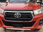 Bán Toyota Hilux 2.8L diesel turbo AT đời 2019, màu đỏ, 878tr