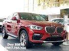 Bán xe BMW X4 năm sản xuất 2019, màu đỏ, một chiếc xe hoàn toàn phá cách