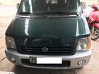 Bán Suzuki Wagon R+ 1.0 MT năm sản xuất 2005, màu xanh lá