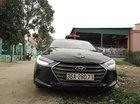 Gia đình bán xe Hyundai Elantra 1.6 MT đời 2017, màu đen số sàn
