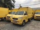 Công ty bán thanh lý xe ô tô tải Suzuki Super Carry Truck, 2012, nội ngoại thất nguyên bản