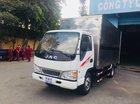 Bán xe tải JAC 2T4 máy Isuzu, giá cạnh tranh