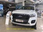 Bán Ford Ranger 2019 màu trắng, có xe giao ngay trước khi thuế tăng - LH 094.697.4404
