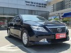 Cần bán Toyota Camry 2.0E 2014, màu đen, xuất hóa đơn