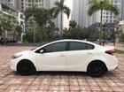 Bán Kia Cerato 1.6MT 2017, màu trắng, 498tr