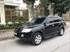 Cần bán lại xe Chevrolet Captiva 2008, màu đen, giá tốt