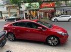 Cần bán lại xe Kia Cerato 1.6AT đời 2018, màu đỏ còn mới
