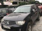 Cần bán lại xe Mitsubishi Triton sản xuất 2010, màu đen, nhập khẩu