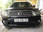 Bán xe Toyota Fortuner sản xuất năm 2010, màu đen số sàn giá cạnh tranh