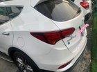 Bán Hyundai Santa Fe 2017, màu trắng chính chủ